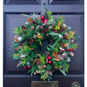 Avery Christmas Wreath