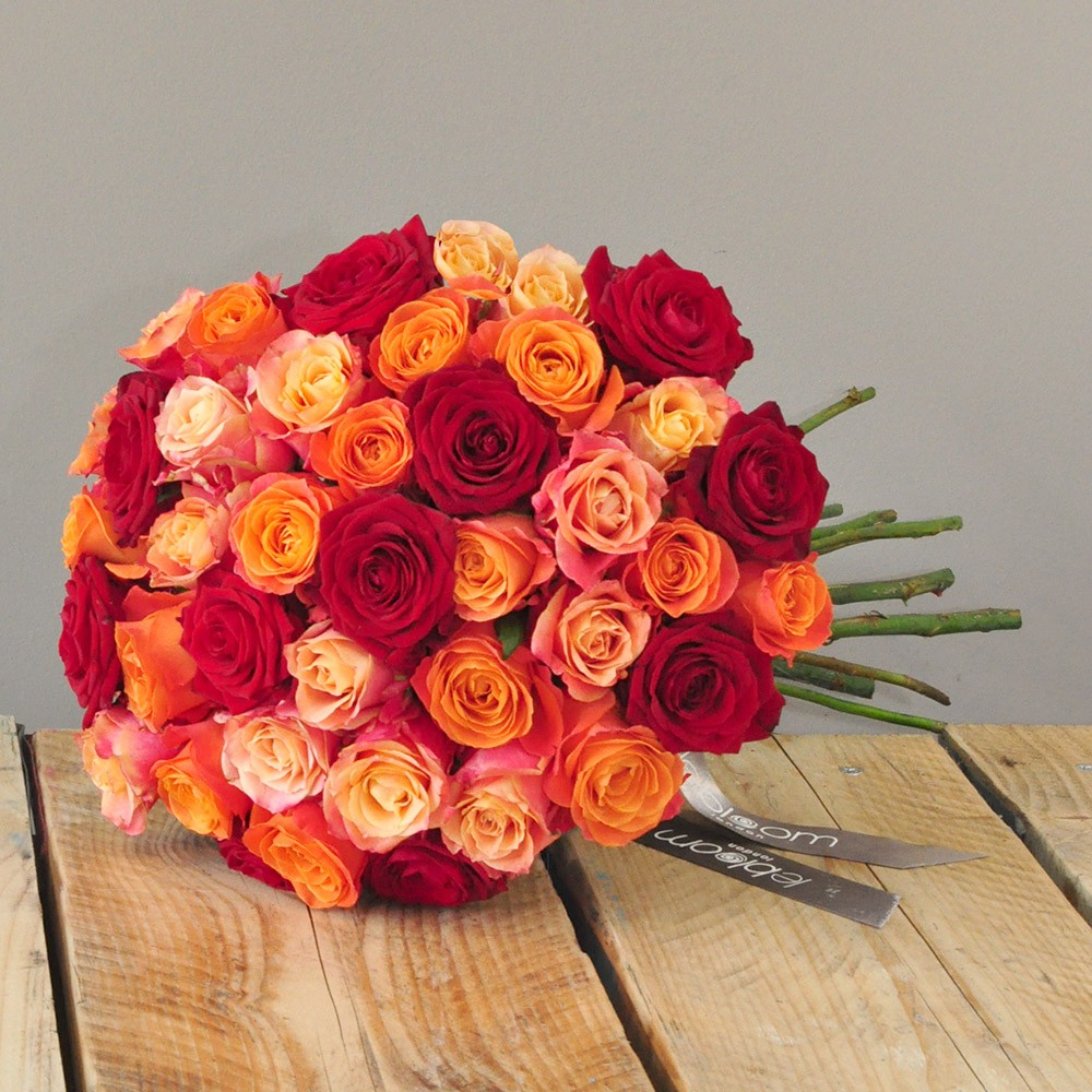 40 Roses Bouquets