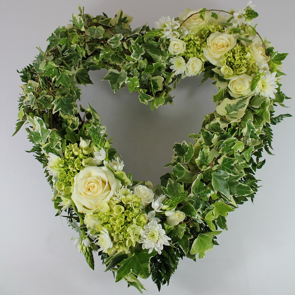 Rustic Country Heart
