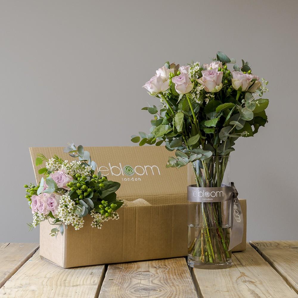 Flower Box Earl Grey