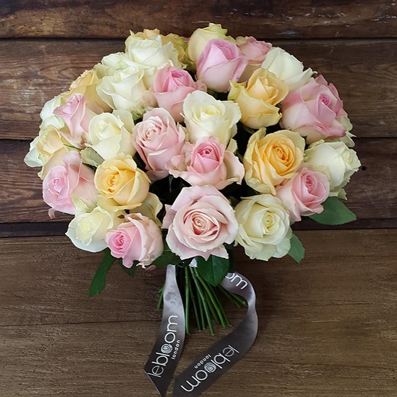 Pastel Rose Mix