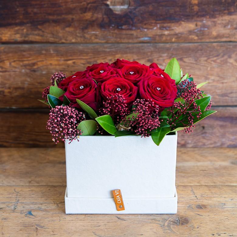 Rose Bloom Box
