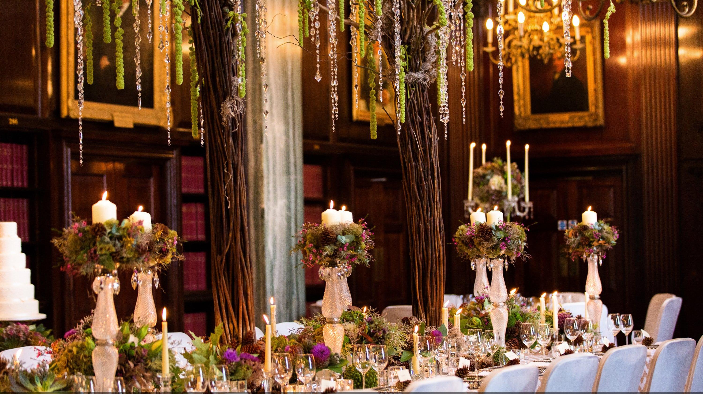 WEDDING SCENE: Let the Celebration Be Unforgettable